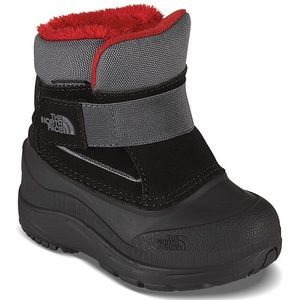 Toddler boys North Face alpenglow waterproof boots